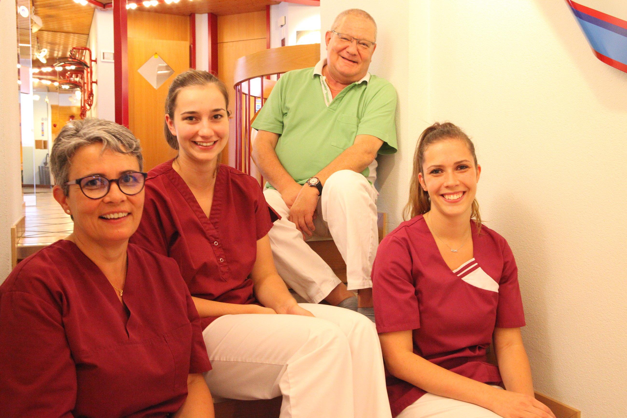 Dr méd. dent. Dr Carl Bader