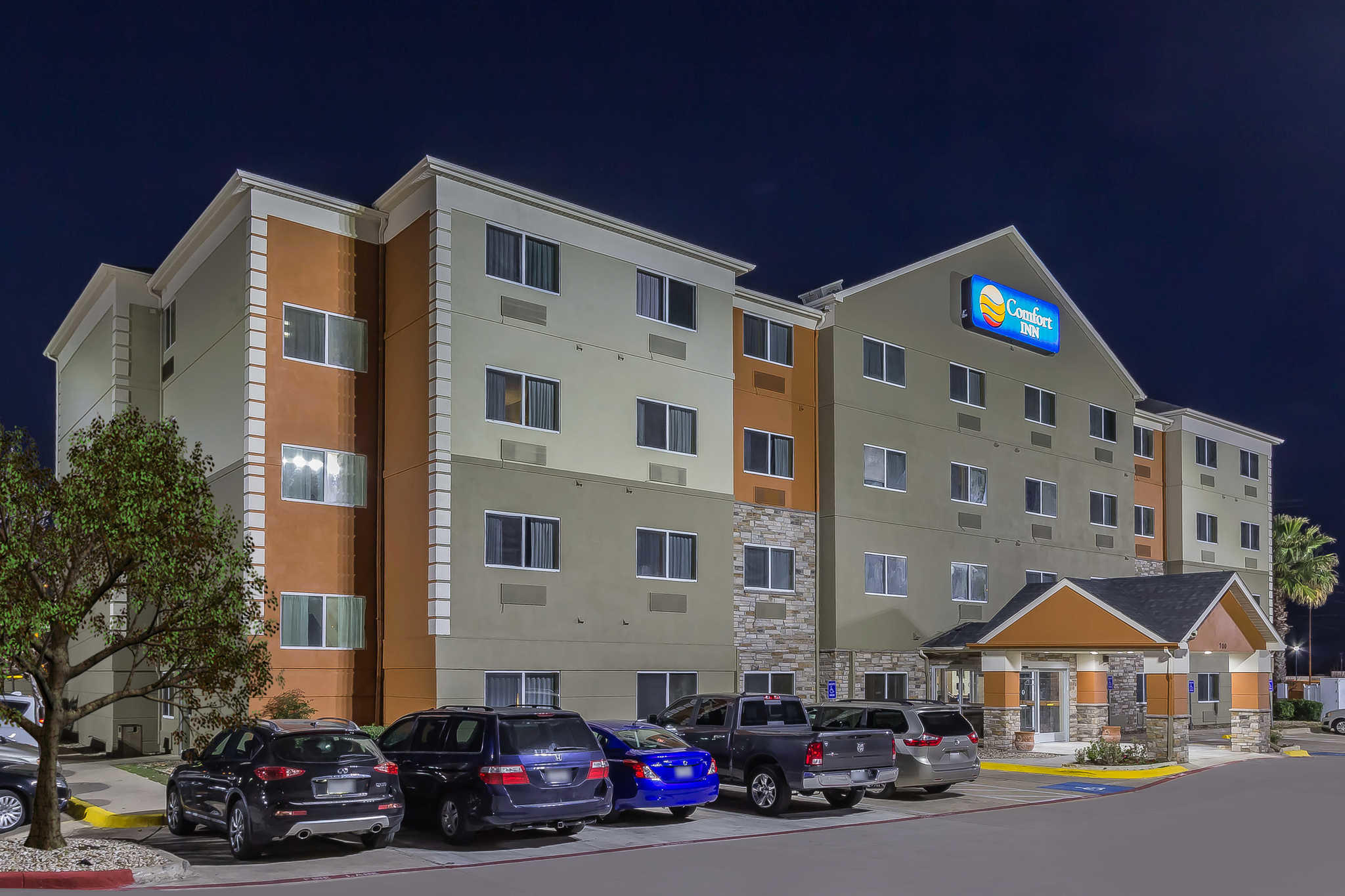 Motels Near Austin Bergstrom Airport