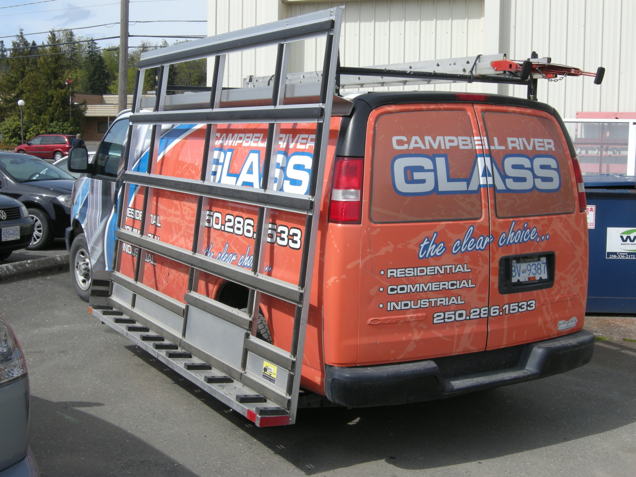 Campbell River Glass in Campbell River