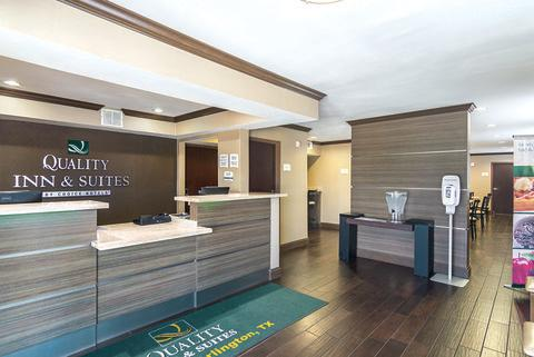 Quality Inn & Suites Six Flags Area image 3