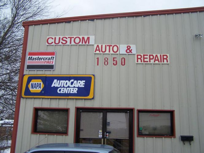 Custom Auto & Repair image 0