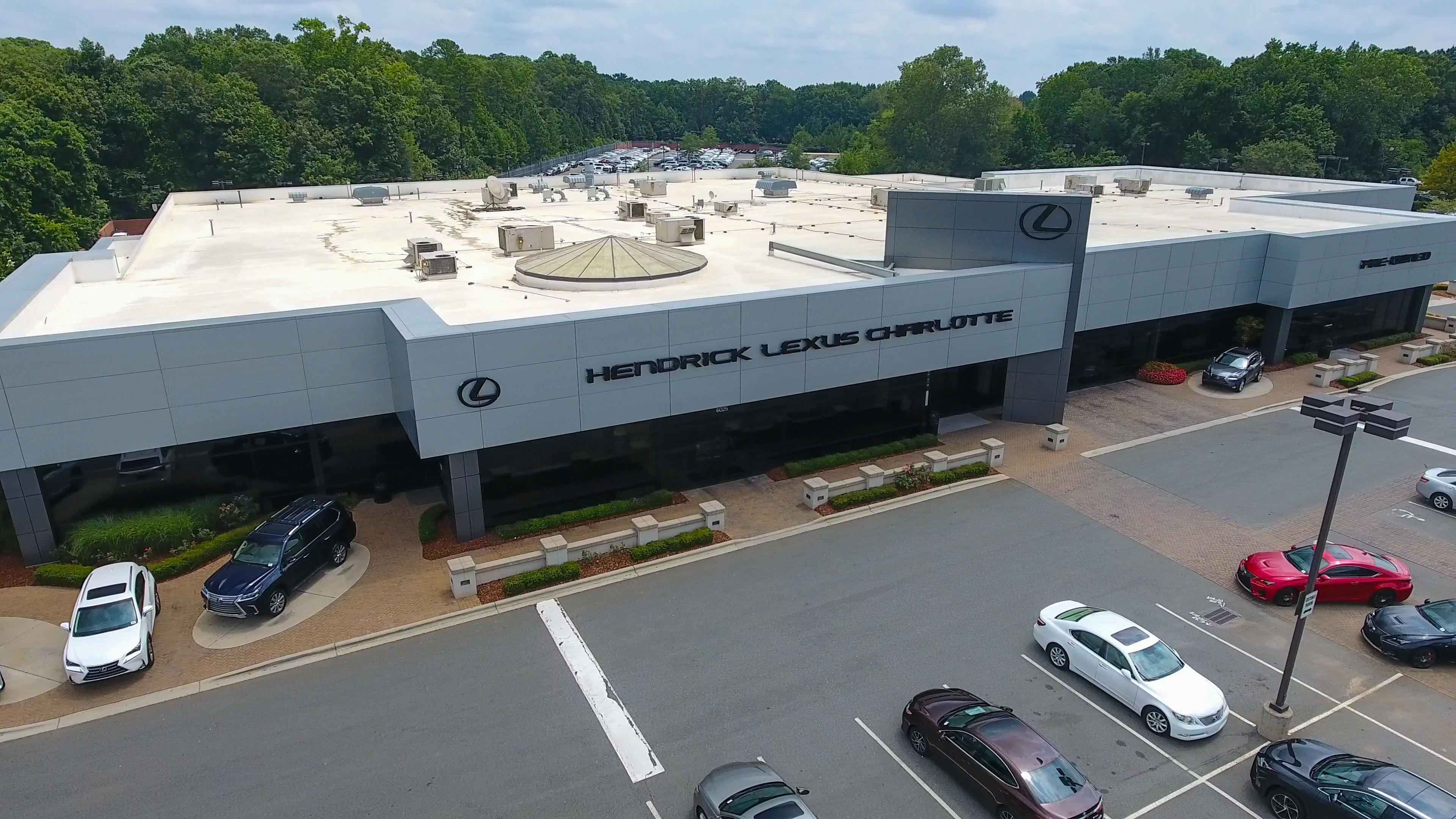 Hendrick Lexus Charlotte 6025 E Independence Blvd Charlotte, NC Car Service    MapQuest