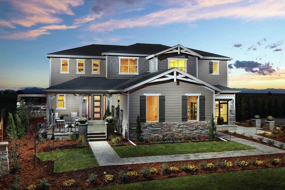 Toll Brothers at Flatiron Meadows - The Vistas