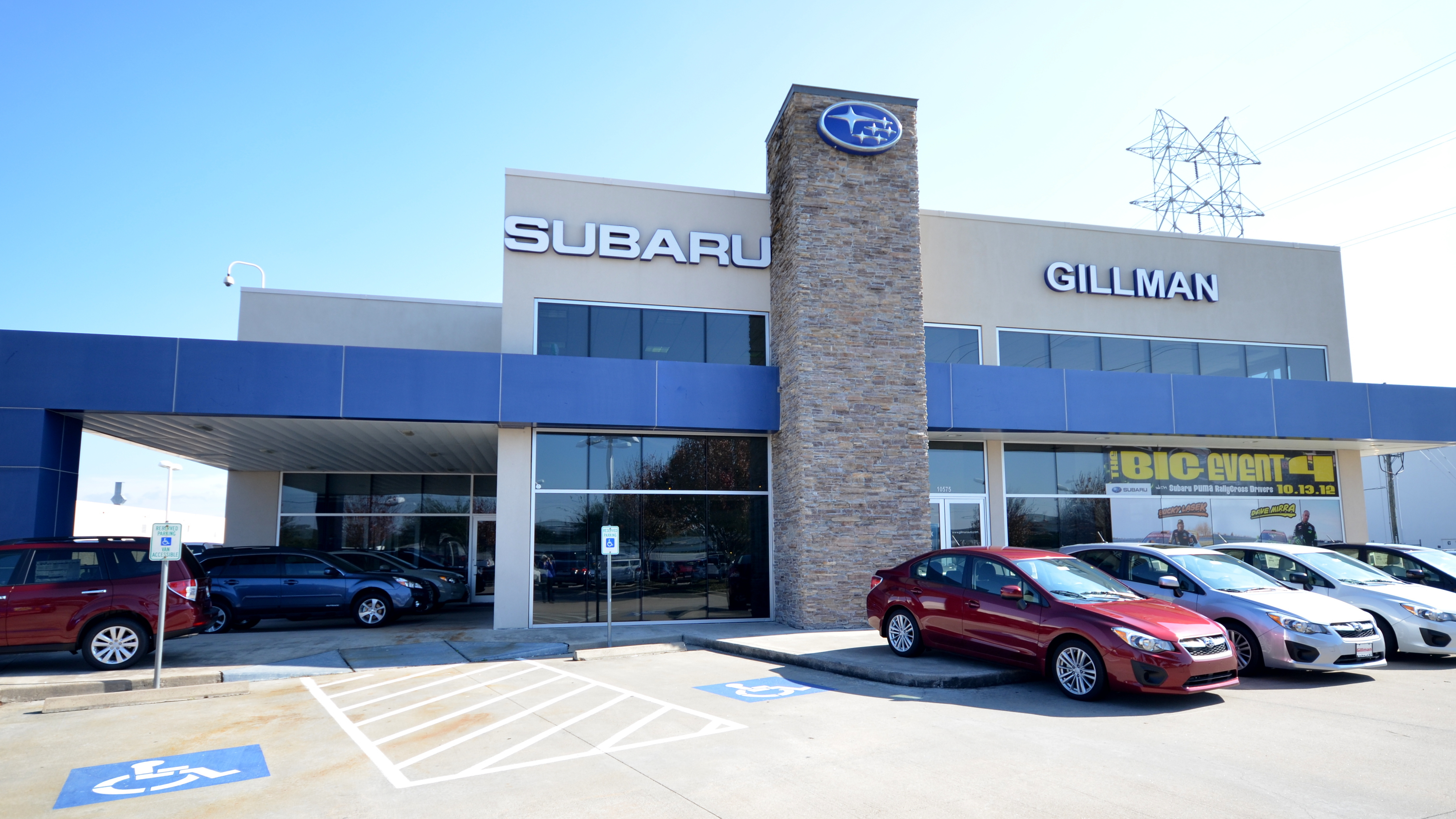 Gillman Subaru