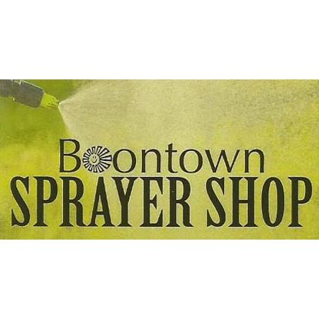 Boontown Sprayer Shop