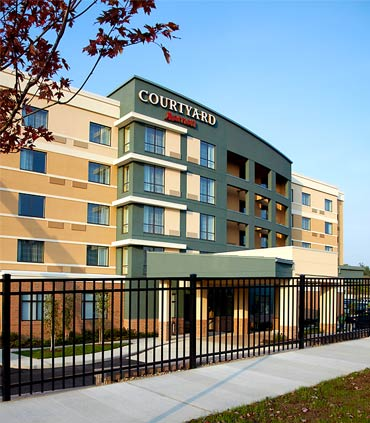 Courtyard By Marriott Pittsburgh Airport Settlers Ridge In