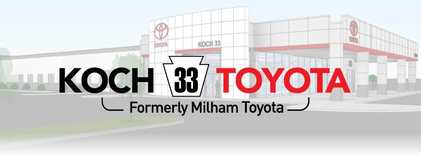 Koch 33 Toyota image 0