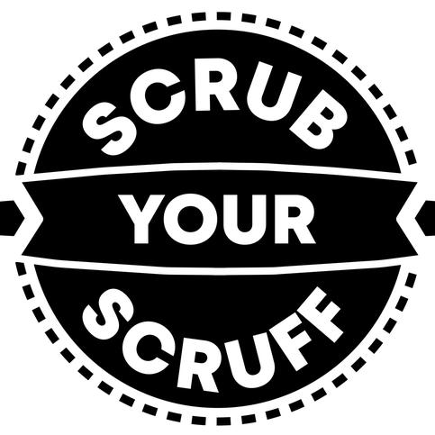 Scrub Your Scruff