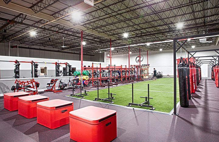 Impact Zone Fitness and Sports Performance image 5