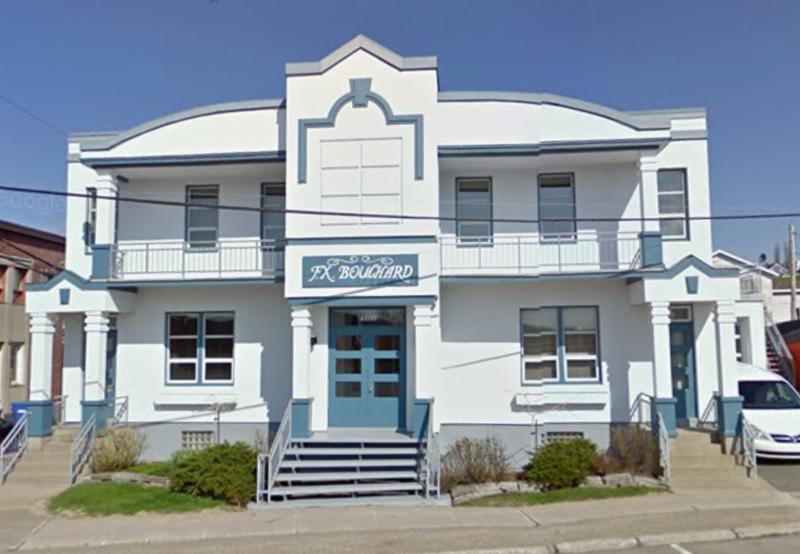 Résidences Funéraires F.X. Bouchard Inc à Québec