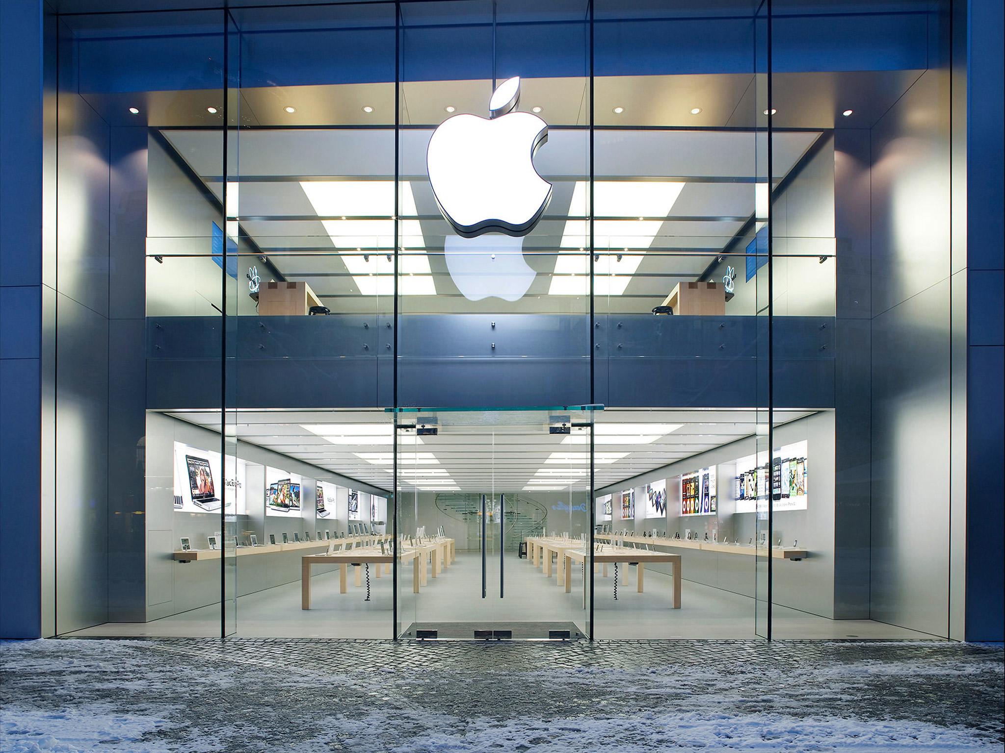 Apple Große Bockenheimer Straße, GroßE Bockenheimer StraßE 30 in Frankfurt