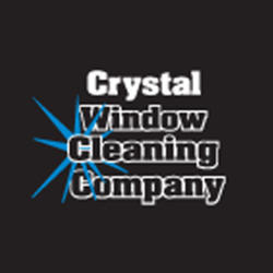 Crystal Window Cleaning Co Logo