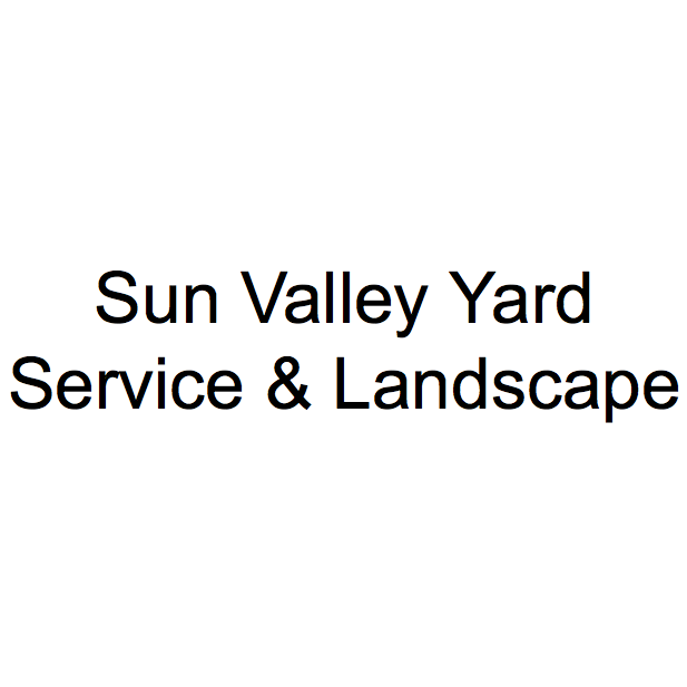 Sun Valley Yard Service & Landscape