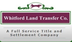 Whitford Land Transfer