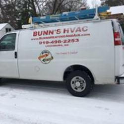 Bunns Heating And Air Conditioning image 0