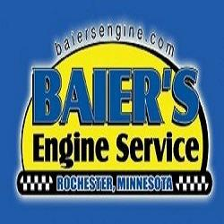 Baier's Engine Service - Rochester, MN - Auto Body Repair & Painting