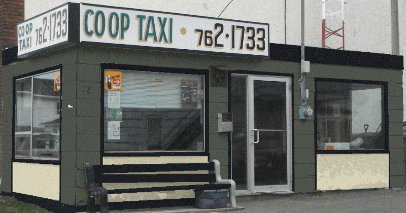 Co-Op Taxi à Rouyn-Noranda