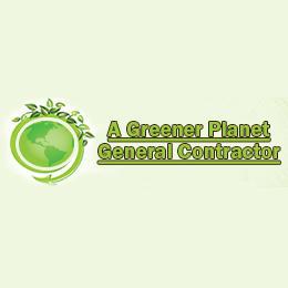 A Greener Planet General Contractor
