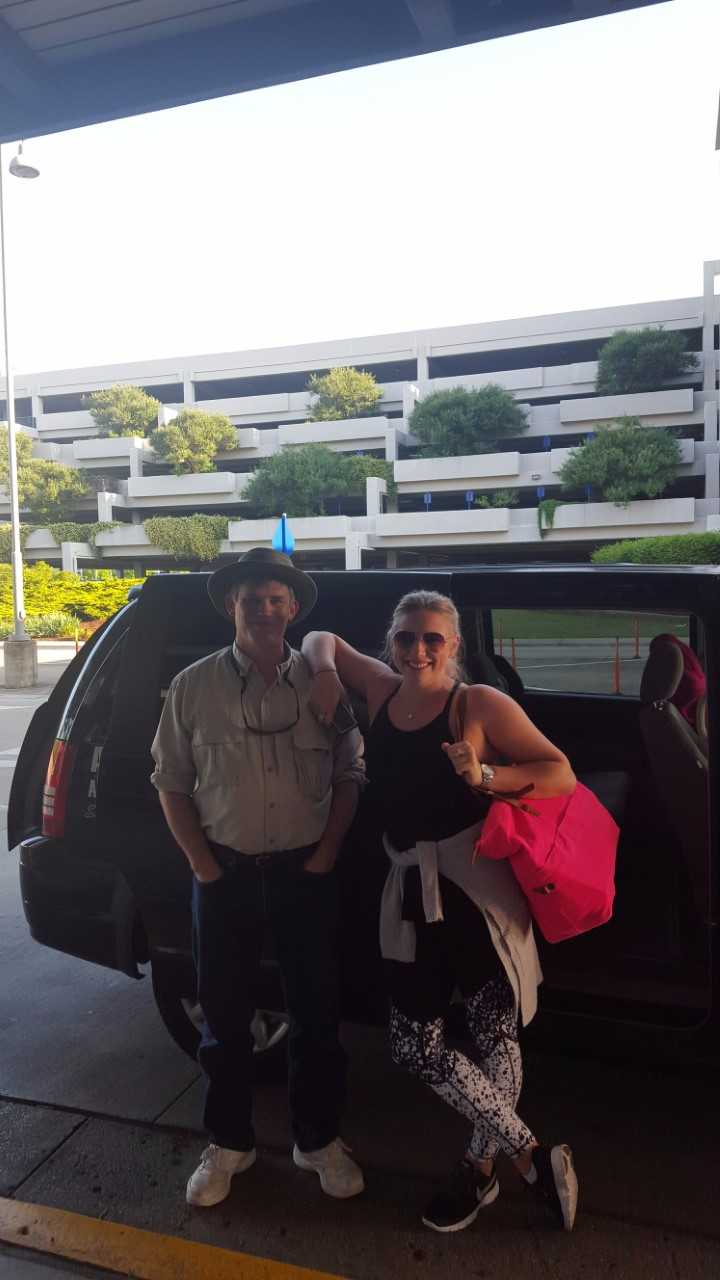 The Taxi Lady image 0
