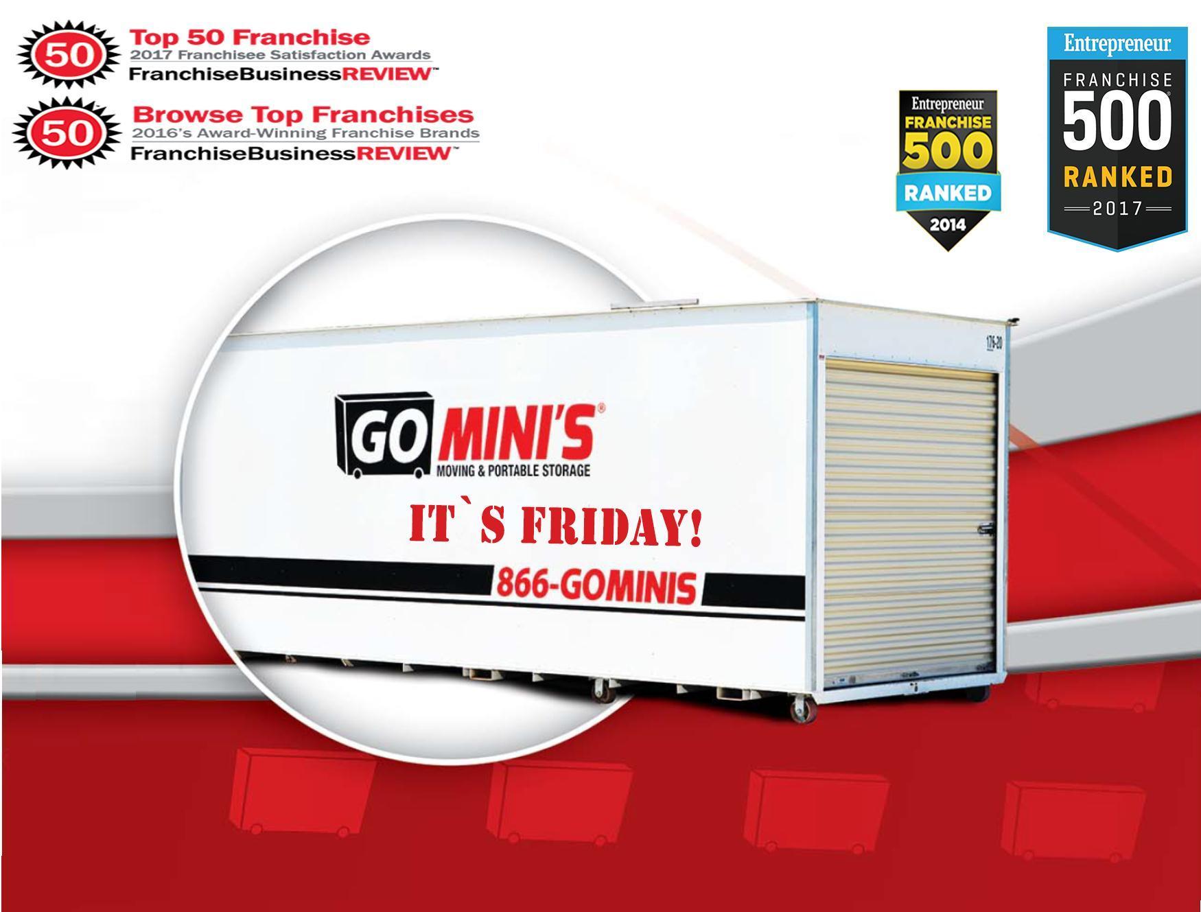 Go Mini's Moving & Portable Storage image 40