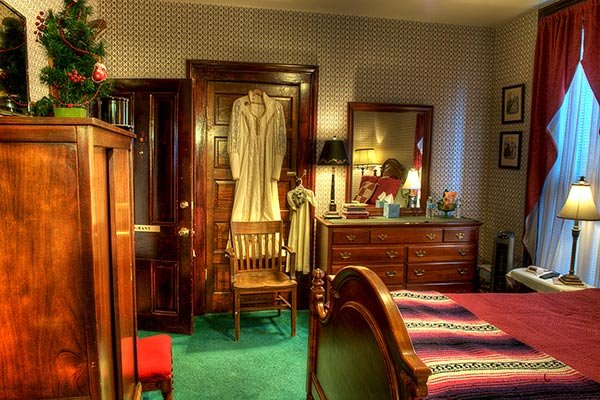Andrea's Canterbury Room