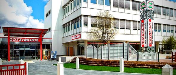 Götz + Moriz GmbH, Basler Landstraße 28 in Freiburg im Breisgau