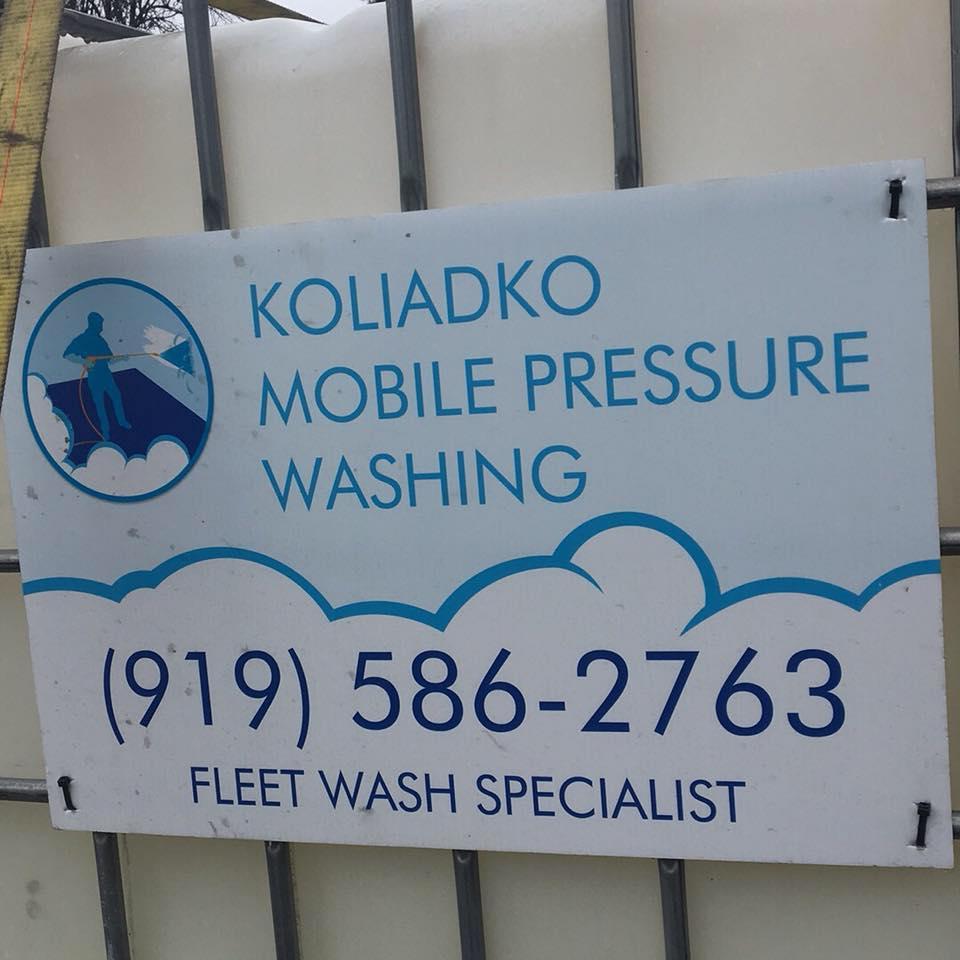Koliadko Mobile Pressure Washing