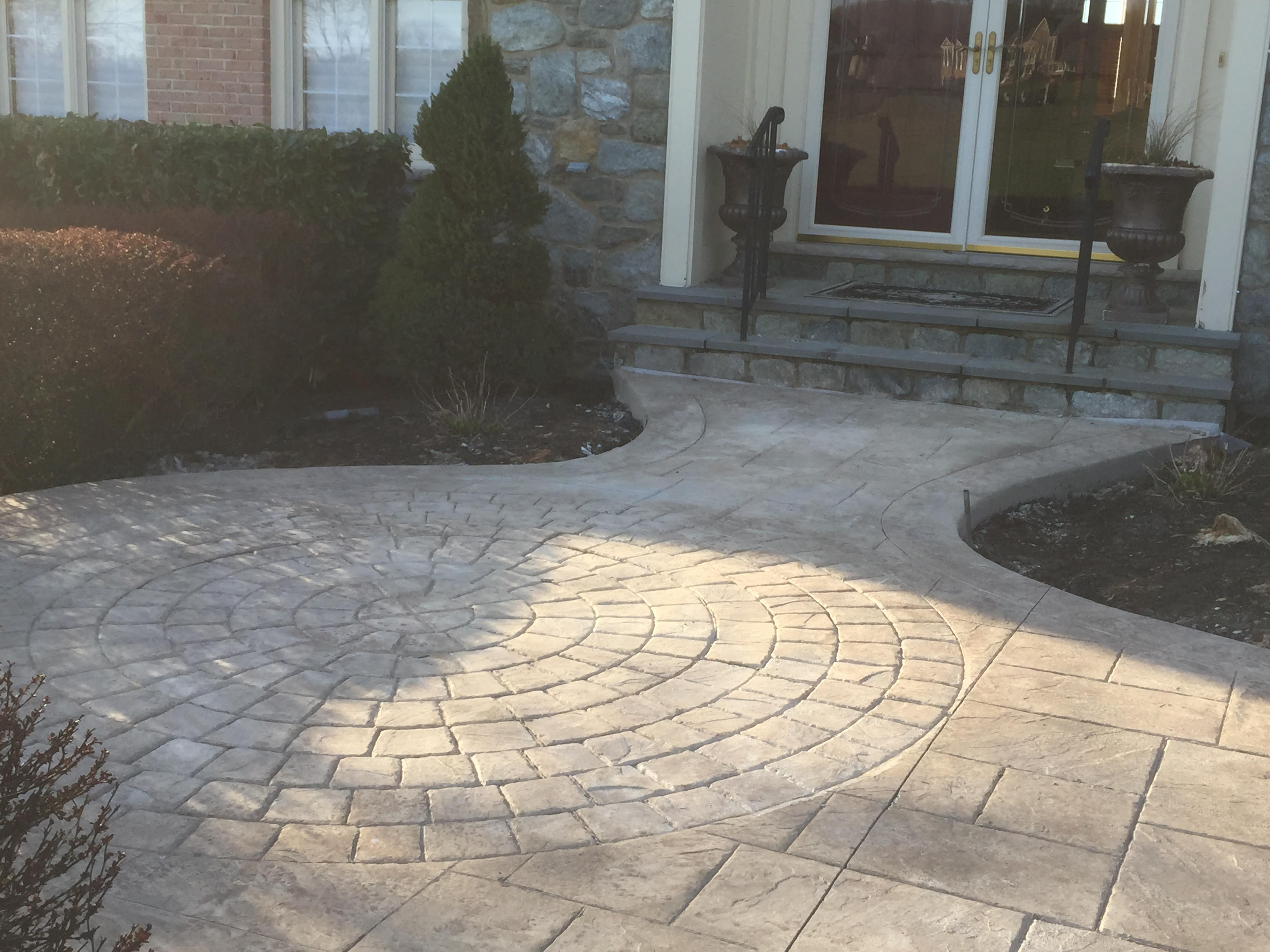 Artistic Stamped Concrete image 23