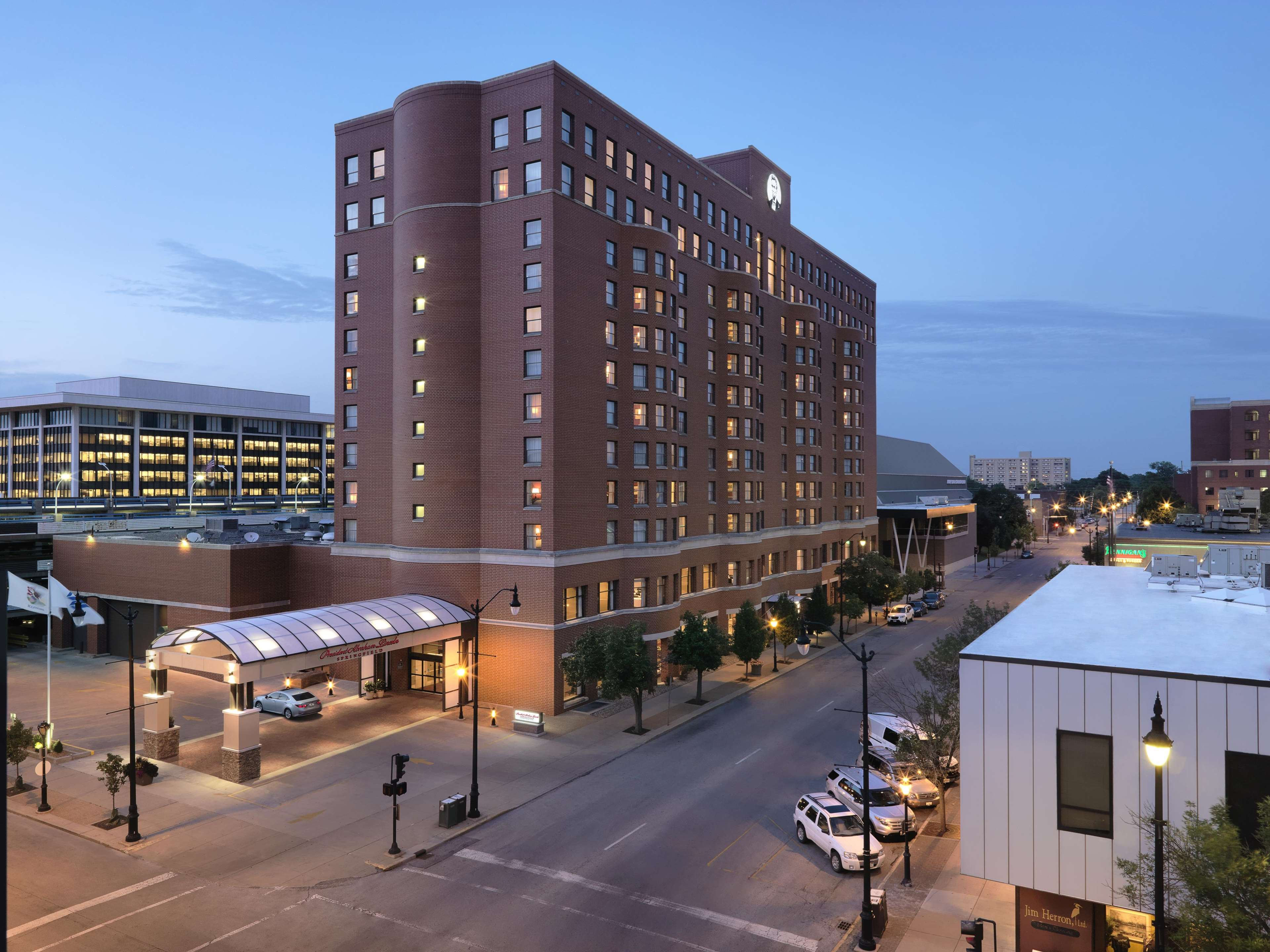 President Abraham Lincoln Springfield - a DoubleTree by Hilton Hotel image 0