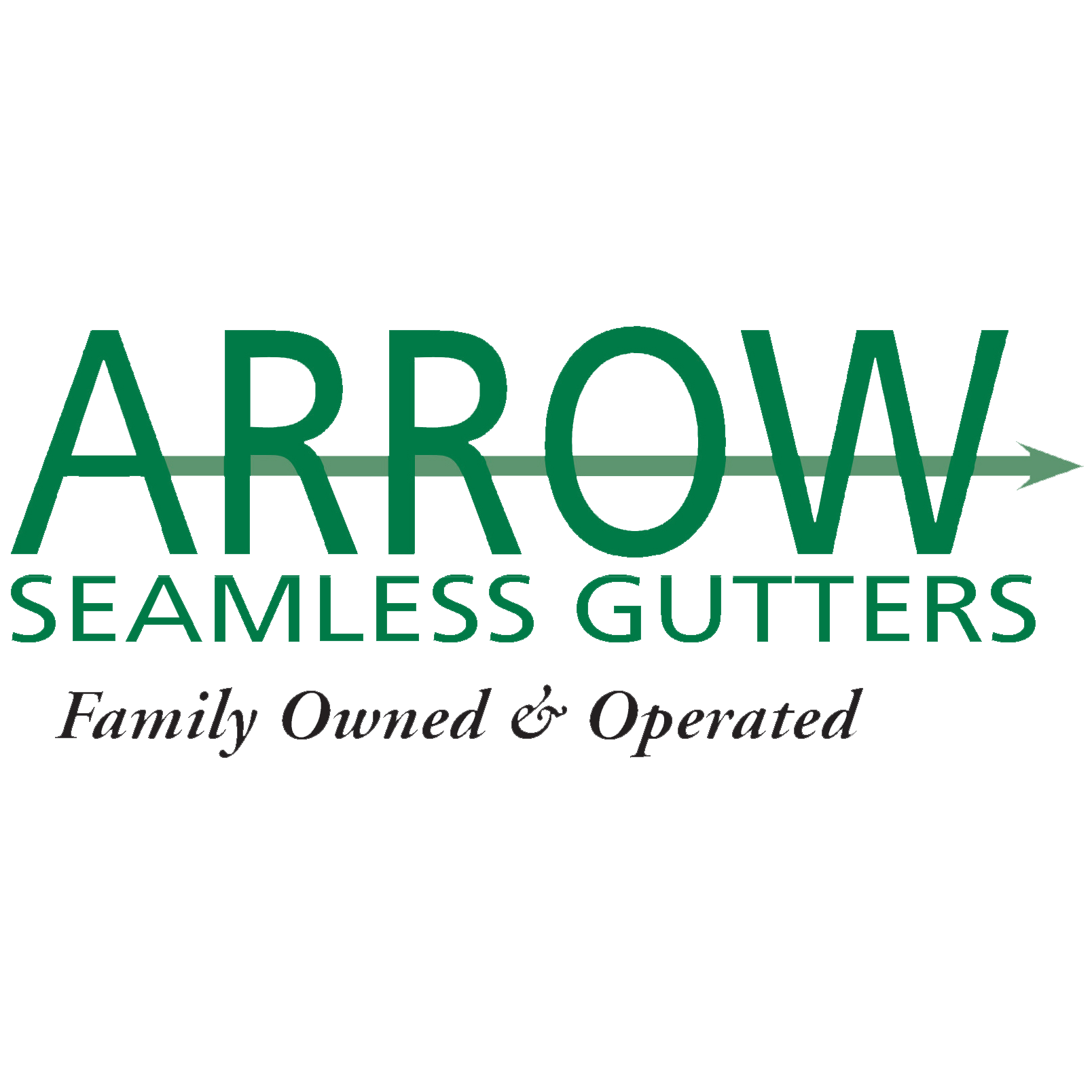 Arrow Seamless Gutter