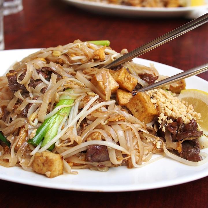 Bangkok Street Thai Restaurant Fairfax Va