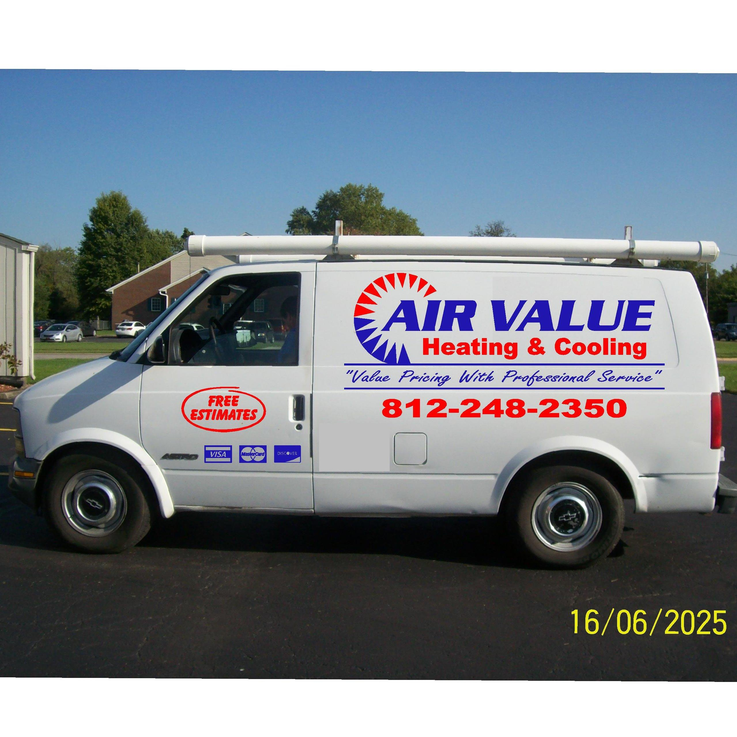Air Value Heating & Cooling
