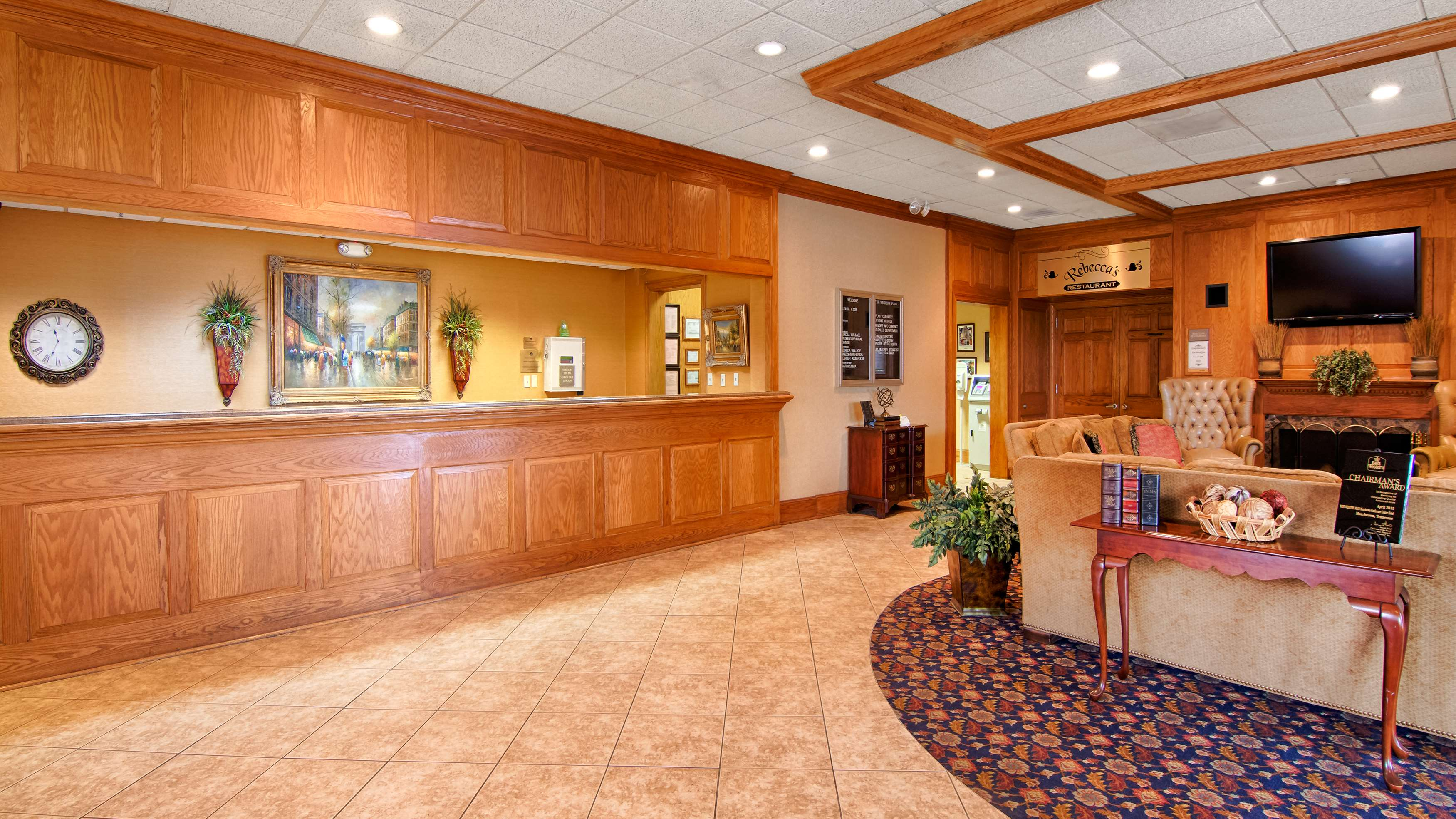Best Western Plus Morristown Conference Center Hotel image 3