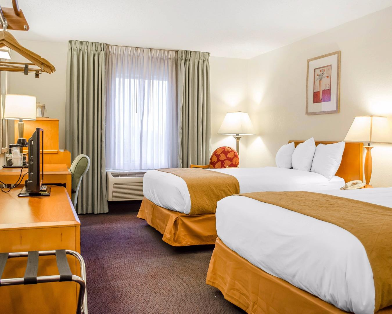 Quality Inn New Cumberland - Harrisburg South at 175 Beacon Hill Blvd, New Cumberland, PA on Fave
