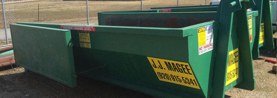 J.J. Magee Dumpsters image 3