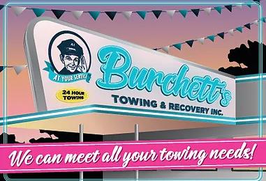 Burchett's Towing & Recovery inc image 0
