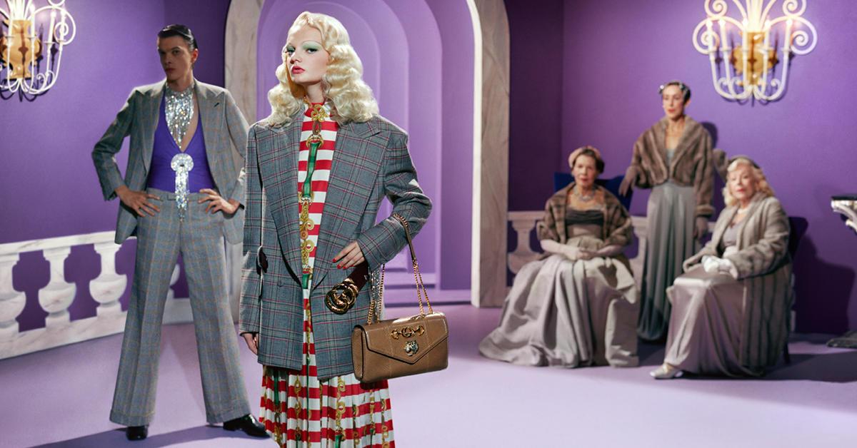 Gucci at SFO image 10