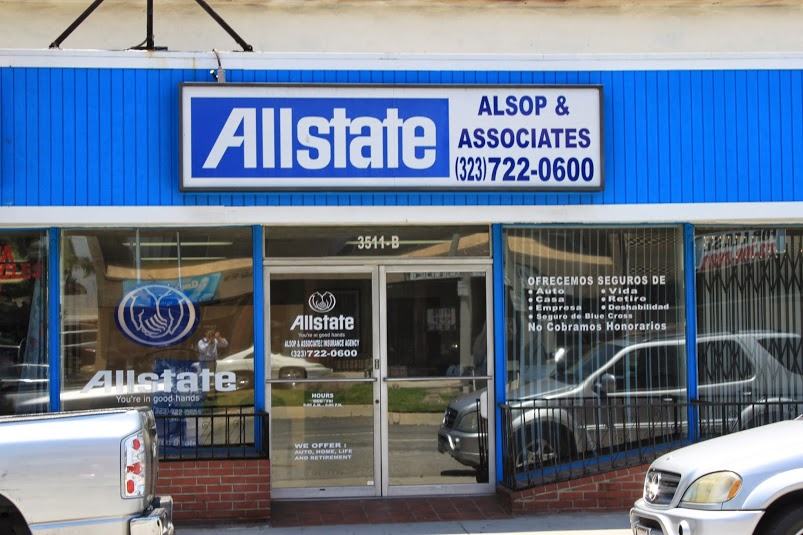 Allstate Insurance: Alsop & Associates Insurance Agency - ad image