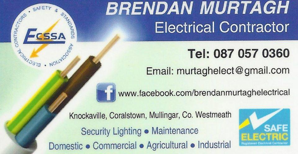 Brendan Murtagh Electrical 2