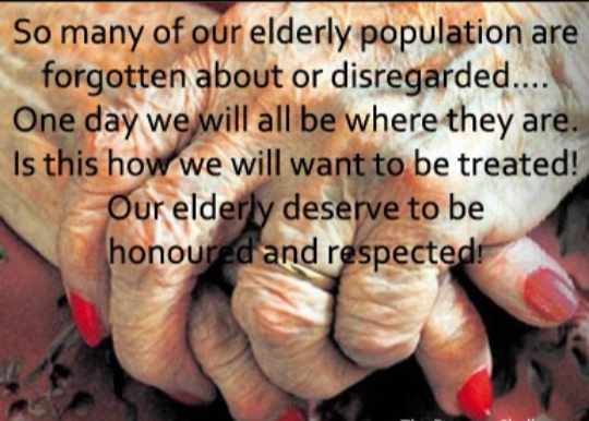 essay on respect for elders in family
