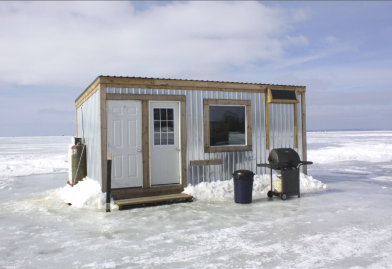 Chilly Willy's Ice Fishing Adventures