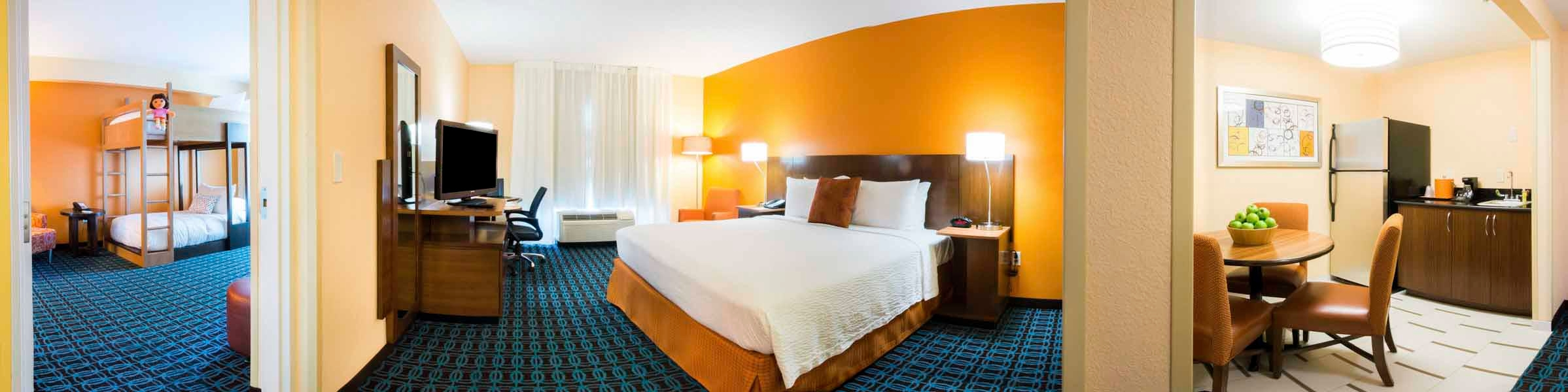Fairfield Inn & Suites by Marriott Orlando International Drive/Convention Center image 4