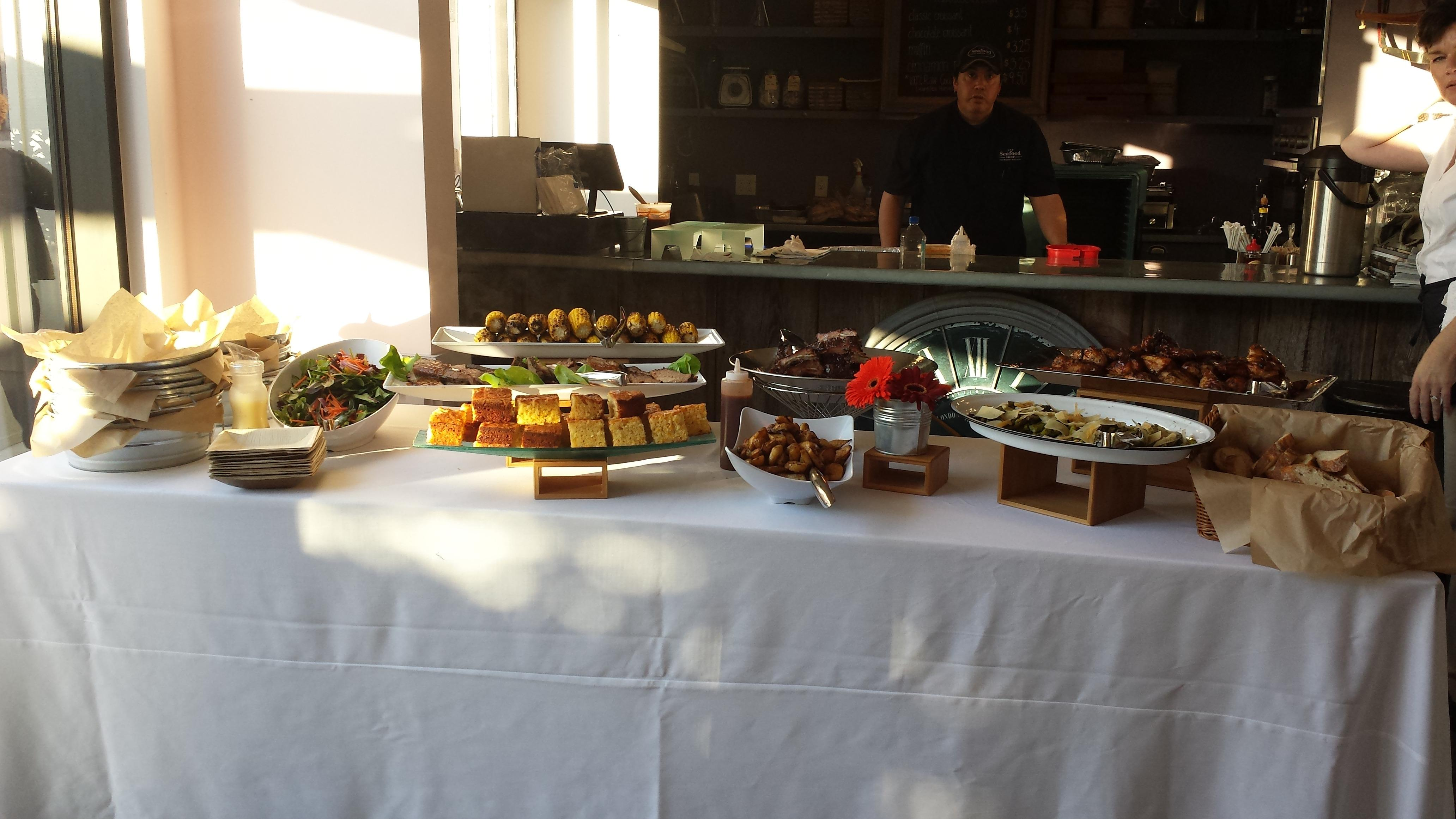 The Seafood Shop Catering image 1