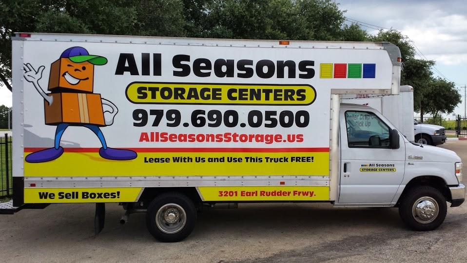 All Seasons Storage Centers image 3