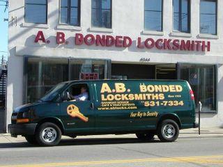 A.B. Bonded Locksmiths
