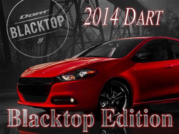 2014 Dodge Dart Blacktop Edition For Sale Appleton, WI