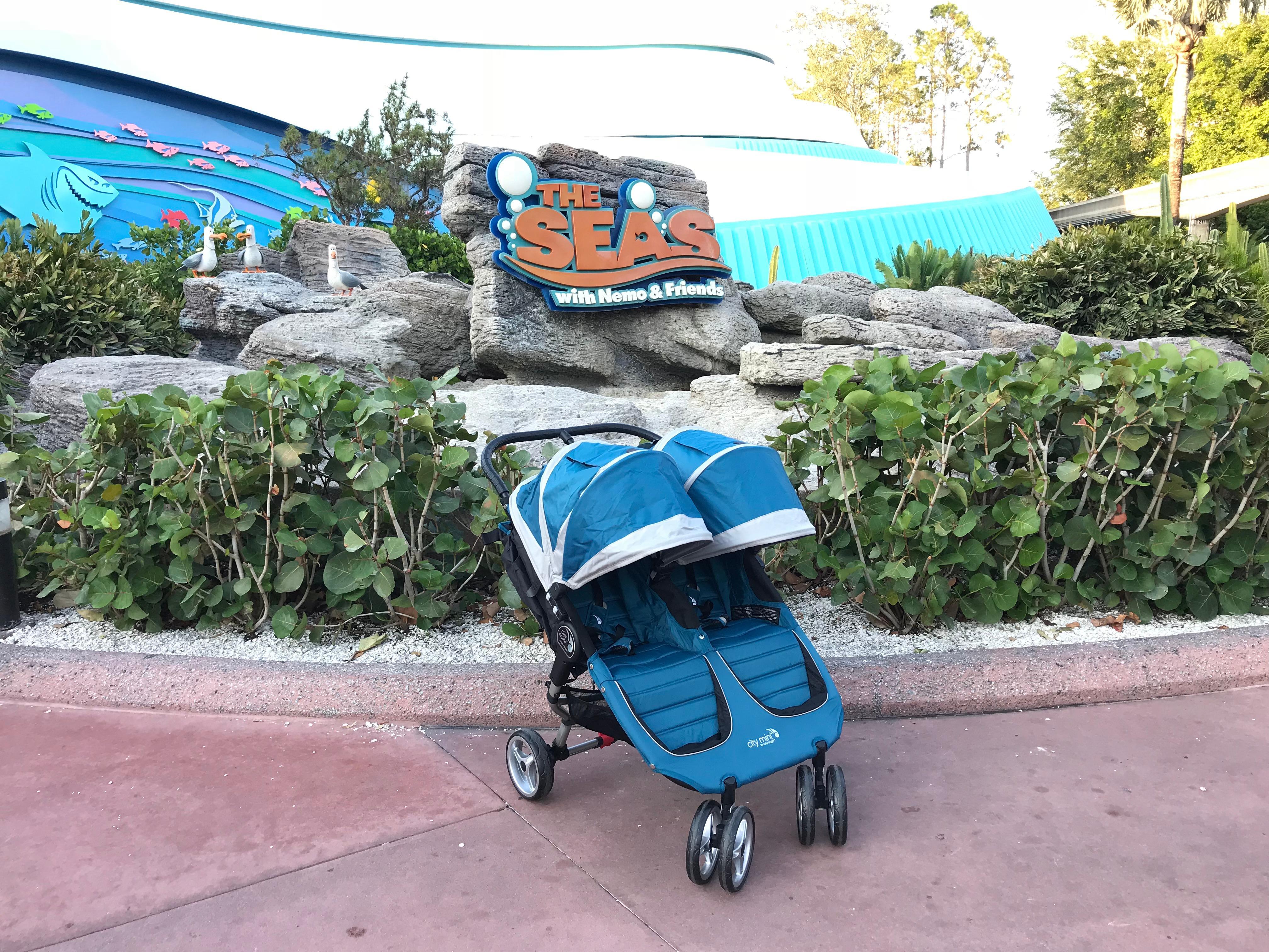 Stroller Rentals Disney image 45