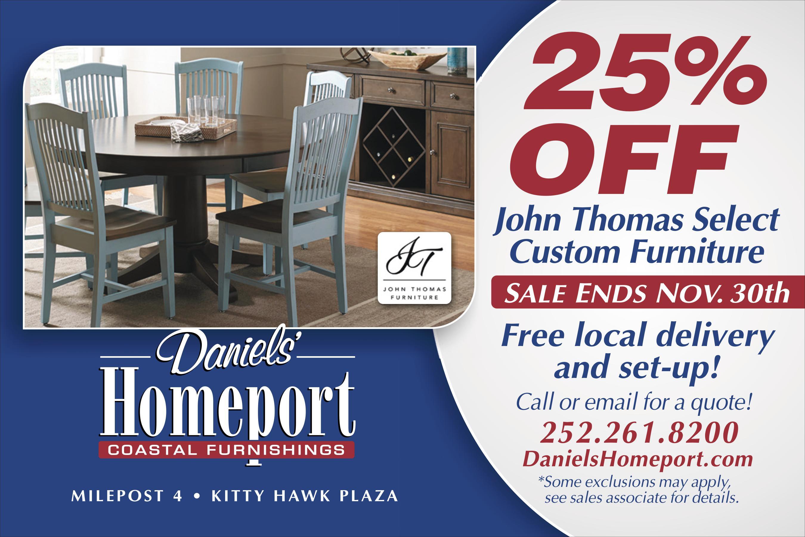 Daniels' Homeport Coastal Furnishings image 8