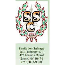 Sanitation Salvage Corp.