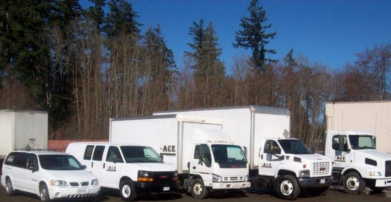A C E Courier Services in Penticton